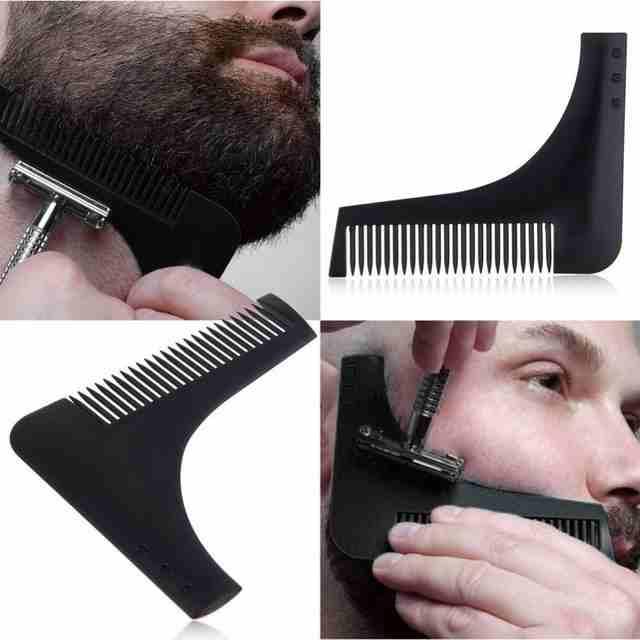 Приспособления для стрижки бороды
