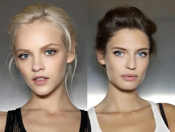 Как сделать натуральный макияж NUDE LOOK? - ИНФОмания